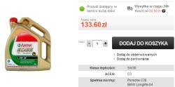 Aby zamówić wybrany asortyment należy kliknąć na zdjęcie towaru